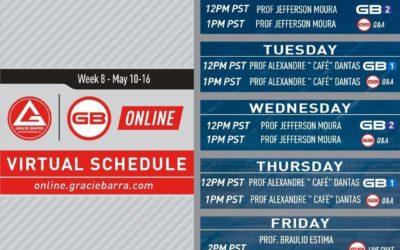 GB online class schedule