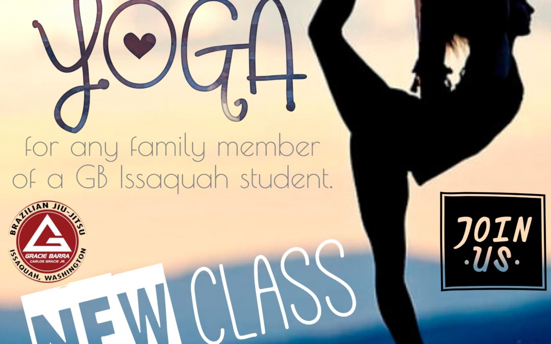 Yoga free for family!